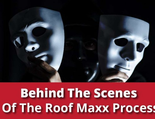 Behind The Scenes Of The Roof Maxx Process