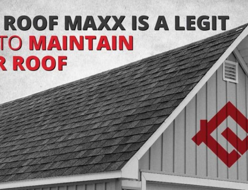 How Roof Maxx Is A Legit Way To Maintain Your Roof