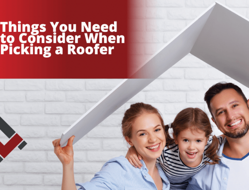 The 3 Things You Need to Consider When Picking a Roofer